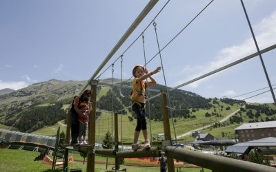 Family tourism in Vall de Ribes, Vall de Núria and the Ripollès region